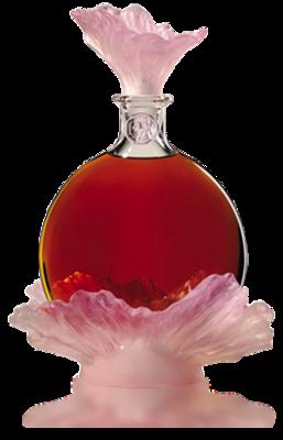 Hardy Le Printemps Lalique Cristal Decanter Cognac (750 ml)