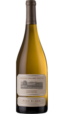 Pine Ridge Vineyards Collines Vineyard Chardonnay, Carneros 2016 (750 ml)