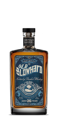 Orphan Barrel Old Blowhard 26 Year Old Kentucky Bourbon Whiskey, Kentucky (750 ml)