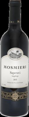 Mosmieri Saperavi, Kakheti, Georgian Republic 2015 (750 ml)