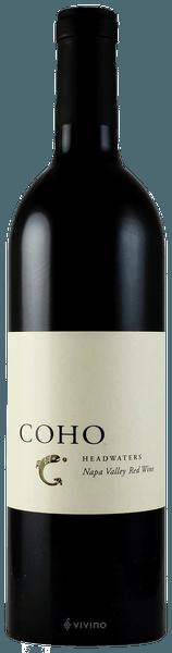 Coho Cabernet Sauvignon, Napa Valley 2014 (750 ml)