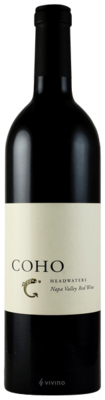 Coho Cabernet Sauvignon, Napa Valley 2014 (750 ml)