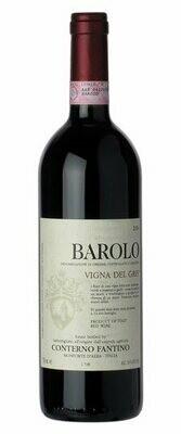 Conterno Fantino Vigna del Gris, Barolo 2015 (750 ml)