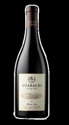 Guarachi Family Wines Sun Chase Vineyard Pinot Noir, Sonoma Coast 2014 (750 ml)