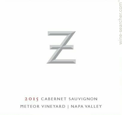 Ziata Meteor Vineyard Cabernet Sauvignon, Napa Valley 2015 (750 ml)
