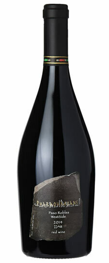 Pharaoh Moans Westside Syrah, Paso Robles 2016 (750 ml)