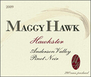Maggy Hawk Jolie Pinot Noir, Anderson Valley 2017 (750 ml)
