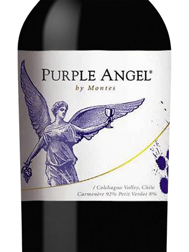Montes Purple Angel Carmenere, Colchagua Valley 2016 (750 ml)