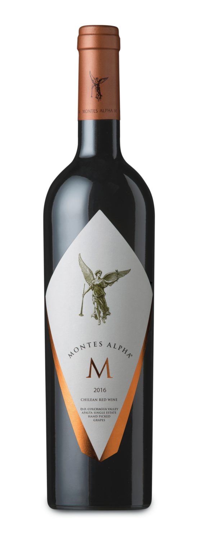 Montes Alpha M, Apalta 2015 (750 ml)