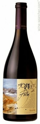 Montes Folly Syrah, Apalta 2016 (750 ml)