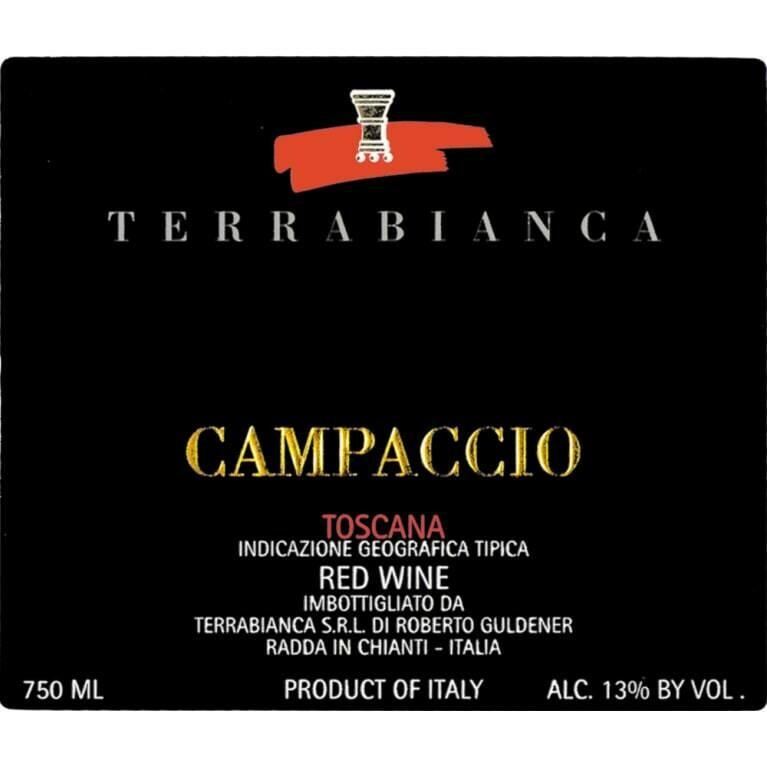 Terrabianca Campaccio Toscana IGT, Tuscany 2015 (1.5 Liter)