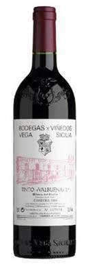 Vega Sicilia Tinto Valbuena 5, Ribera del Duero 2014 (750 ml)
