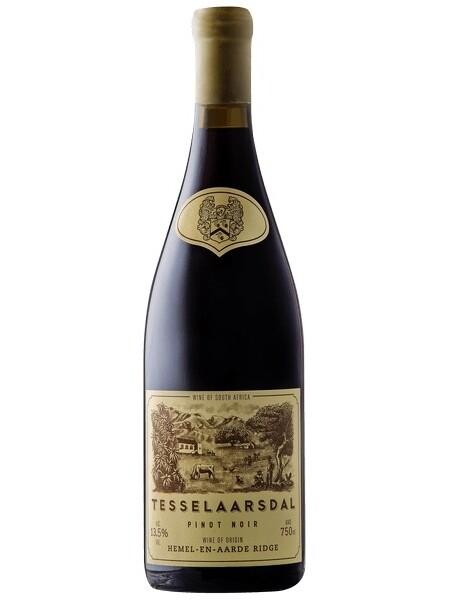 Tesselaarsdal Pinot Noir, Hemel-en-Aarde 2017 (750 ml)