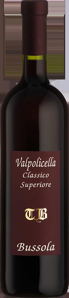 Tommaso Bussola TB Valpolicella Classico Superiore, Veneto 2011 (750 ml)