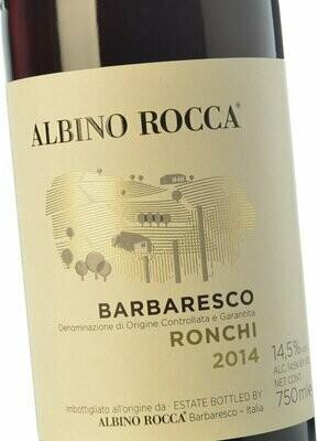 Albino Rocca Barbaresco Ronchi, Barbaresco 2014 (750 ml)