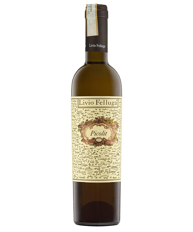 Livio Felluga Colli Orientali del Friuli Picolit DOCG, Friuli-Venezia Giulia 2015 (750 ml)