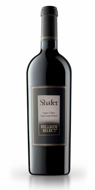 Shafer Vineyards Hillside Select Cabernet Sauvignon, Stags Leap District 2015 (750 ml)