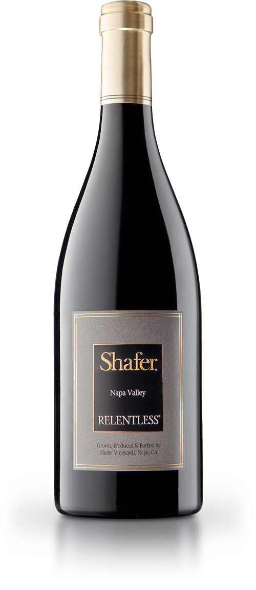 Shafer Vineyards Relentless, Napa Valley 2015 (750 ml)
