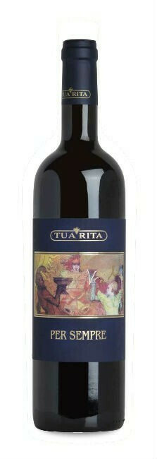 Tua Rita 'Per Sempre' Toscana IGT, Tuscany 2017 (750 ml)