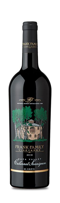Frank Family Vineyards Cabernet Sauvignon, Napa Valley 2014 (6 Liter)