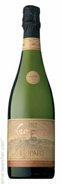 Llopart Leopardi Gran Reserva Nature Brut, Catalonia 2012 (750 ml)