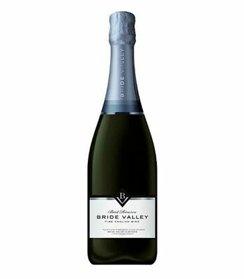 Bride Valley Brut Reserve, Dorset, England (750 ml)