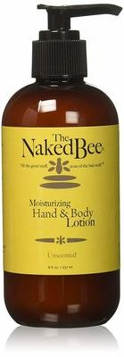 UNSCENTED - NAKED BEE LOTION 8oz
