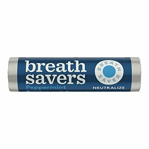 BREATHSAVERS PEPPERMINT