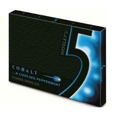 5 GUM COBALT