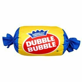 BULK CANDY DOUBLE BUBBLE