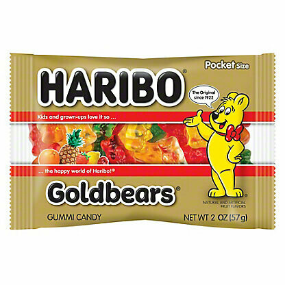 BULK CANDY HARIBO GOLD BEARS