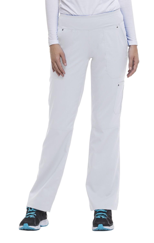 9133 WHITE TORI PANT   - PL S