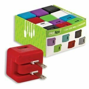 CELL PHONE ACCESSORIES ULTRA COMPACT WALL CHARGER