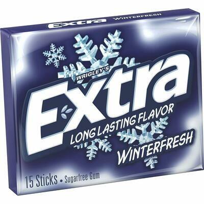 EXTRA GUM WINTERFRESH