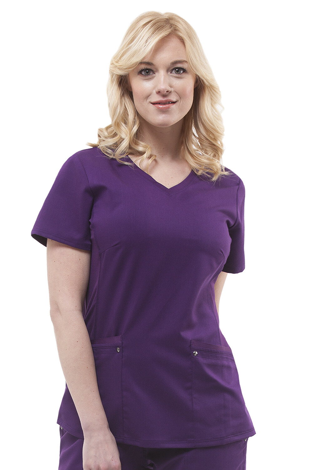 2245 JULIET TOP - EGGPLANT EP 2XL