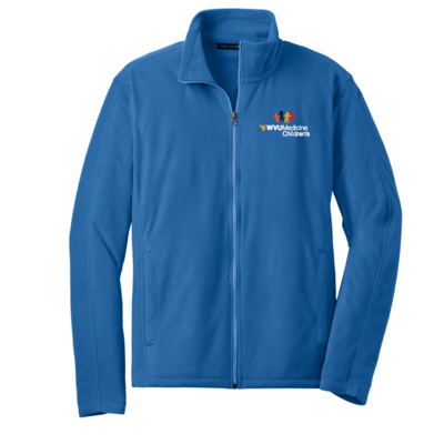 CHILDRENS HOSPITAL FLEECE M Royal