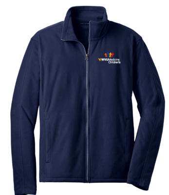 CHILDRENS HOSPITAL FLEECE LARGE NAVY