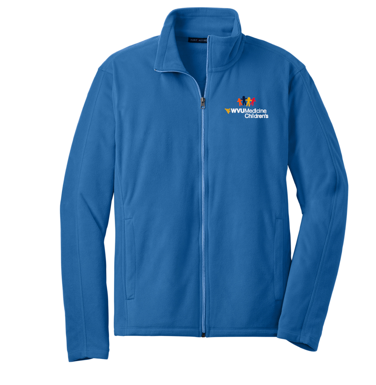 CHILDRENS HOSPITAL FLEECE S Royal
