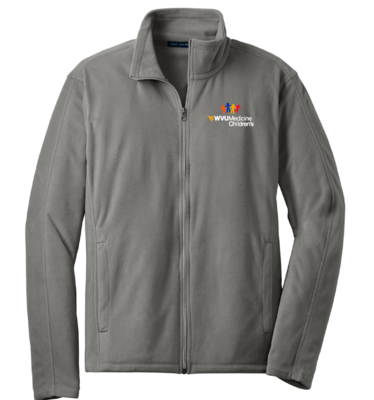 CHILDRENS HOSPITAL FLEECE XS GRAY
