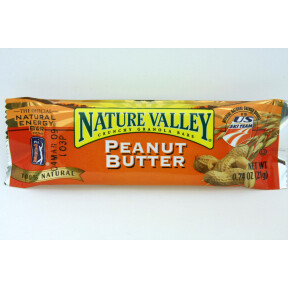 NATURE VALLEY BAR - PEANUT