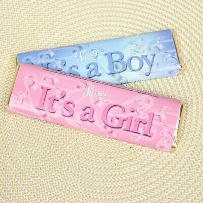 SARRIS CANDY IT'S A BOY CANDY BAR