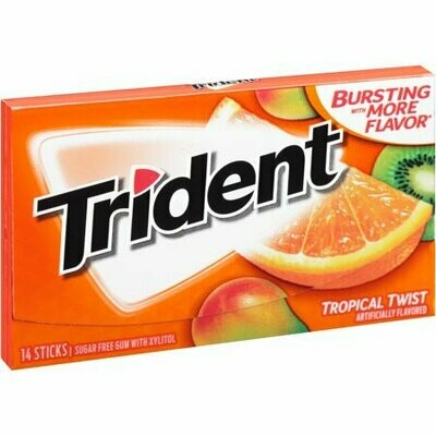 TRIDENT TRIDENT TROPICAL TWIST