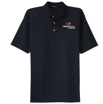 CHILDRENS HOSPITAL MEN'S POLO #7391 NAVY 3XL MEN'S