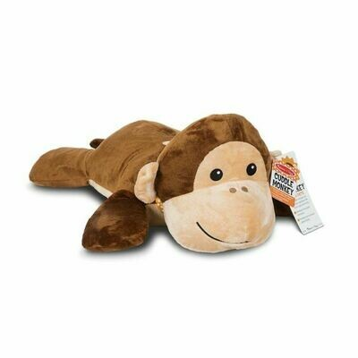 CUDDLE PETS 30706-MONKEY