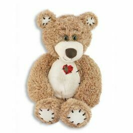 "12"" TENDER TEDDY BEAR ASST. COLORS"
