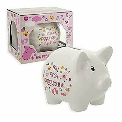 FIRST PIGGY BANK GIRL