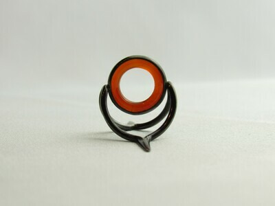 Agate Perfect Stripping Guide Ring 12mm red