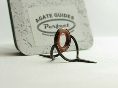 Agate Perfect Stripping Guide Ring 10mm red