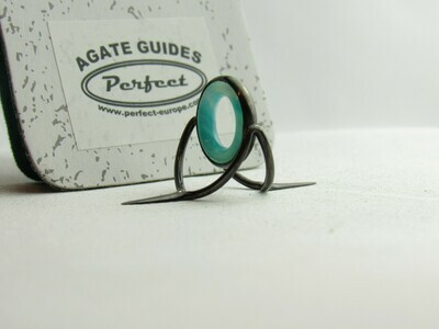 Agate Perfect Stripping Guide Ring 12mm Türkis