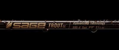 NEU 2019/20 - Sage Trout LL #4